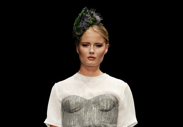 nina robenhagen 45 Designer Annette Von Einems Floral Fashion